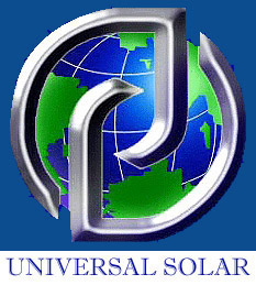 Universal Solar makes solar panels and systems to provide electricity directly from the sun. Solar panels range in size and capacity for use throughout industry, municipalities and homes. Solar Panel manufacturing in Rockford, Chicago, Elgin , Illinois USA
